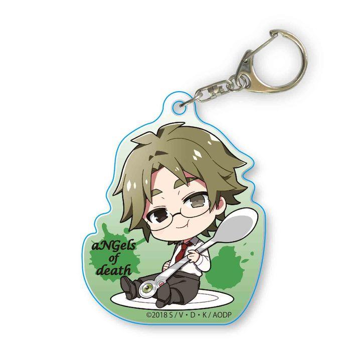 Satsuriku no Tenshi Gochi Chara Acrylic Key Chain Danny
