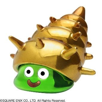 Dragon Quest Metalic Monsters Gallery Shell Slime