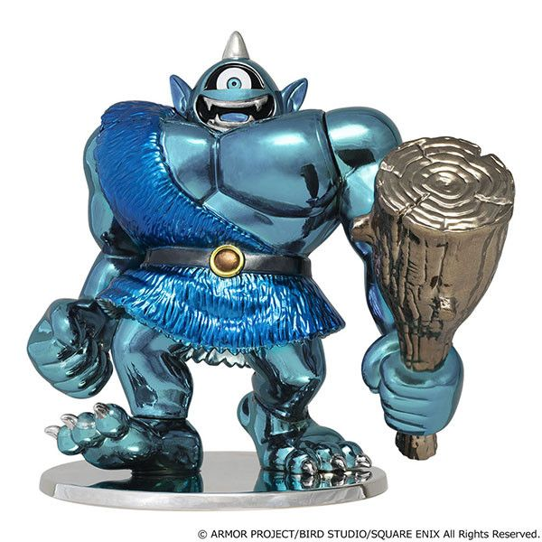 Dragon Quest Metalic Monsters Gallery Gigantes