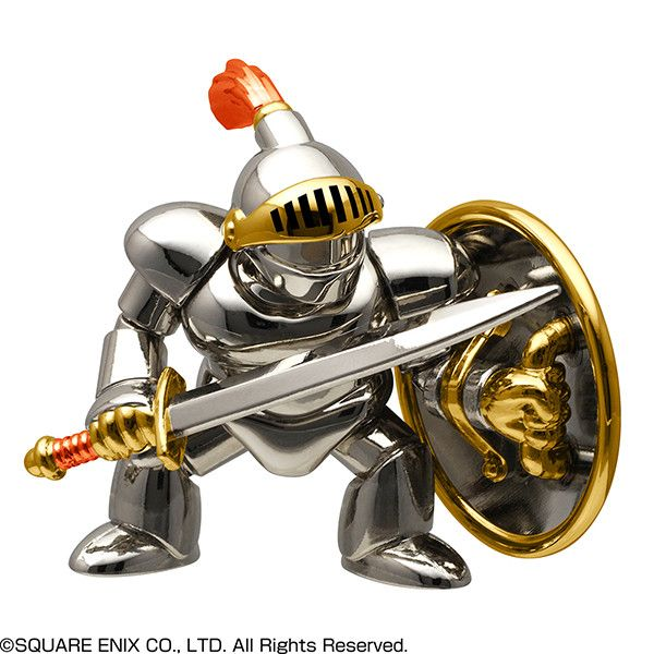 Dragon Quest Metallic Monsters Gallery Restless Armour