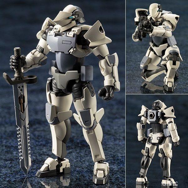 Hexa Gear 1/24 Governor Armor Type: Pawn A1 Ver. Kit Block