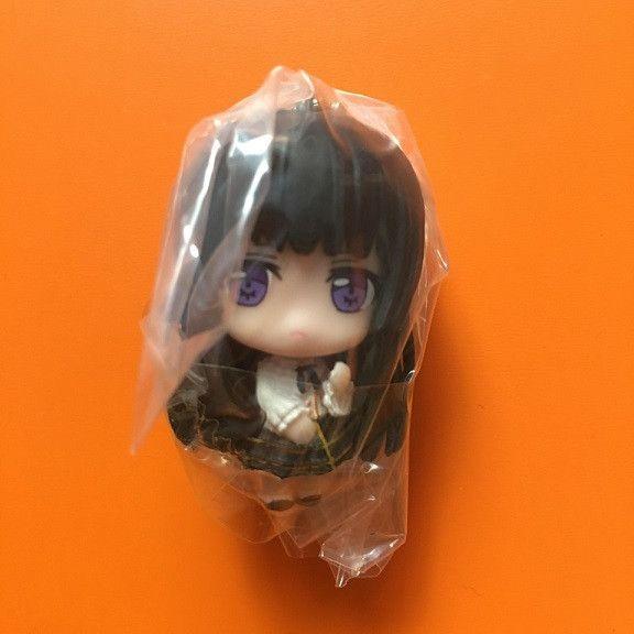 Shirokane Rinko - Roselia Figure Mascot Keychain BanG Dream!