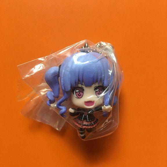 Udagawa Ako - Roselia Figure Mascot Keychain BanG Dream!