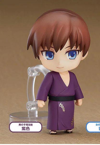 Purple Male Nendoroid More Dress Up Yukata [Without Head]