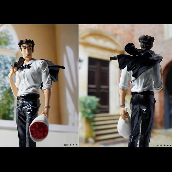 Creator X Creator Hiroshi Nohara Returns - Black Suit Ver. (20cm)