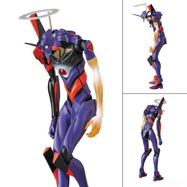 Mafex No.086 Figure Evangelion EVA-01 - Awakening Ver.