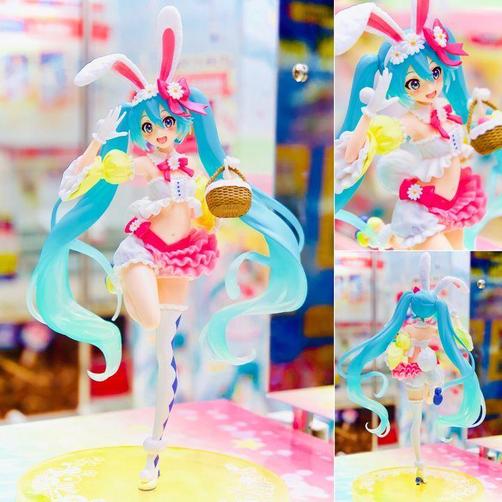 PVC Figure Hatsune Miku - 2nd Season Spring Ver. (18cm)